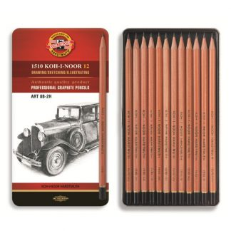 Koh-i-Noor 1512 N Art Set